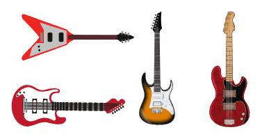 guitar center guitars