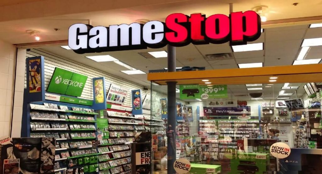 GameStop Game Center