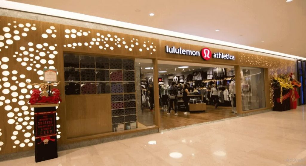 Lulemon Store Image