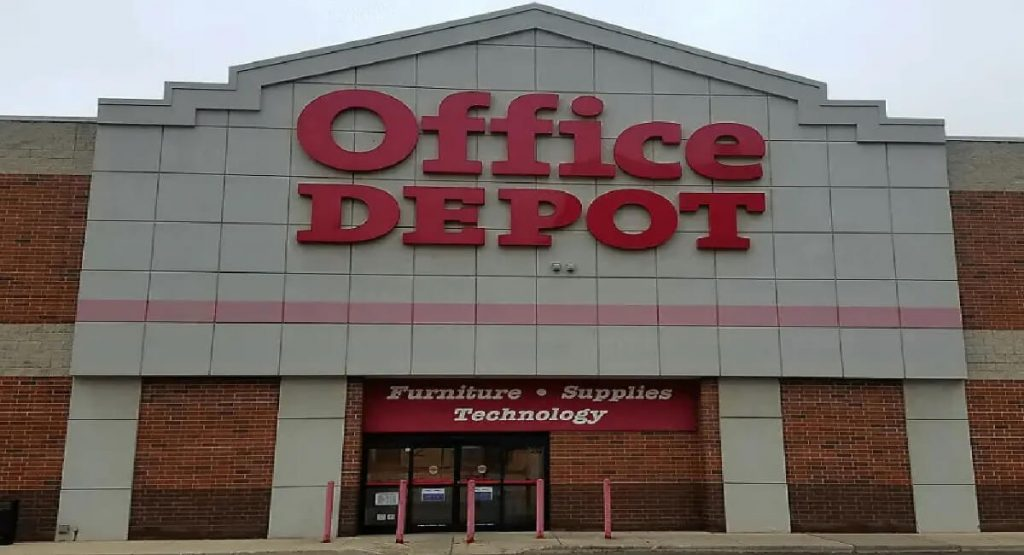 Ofiice Depot Supply Store and its return policy