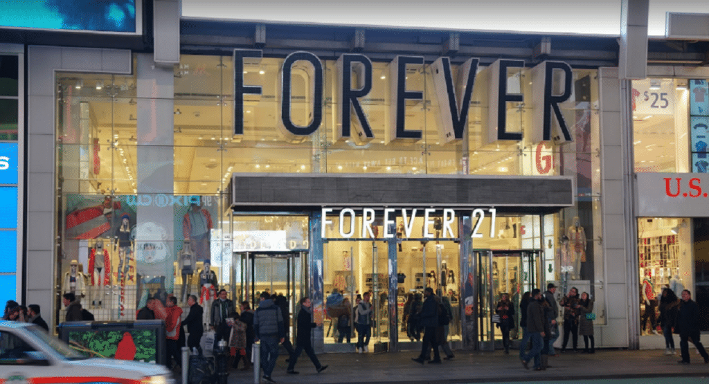 forever 21 worst return policy