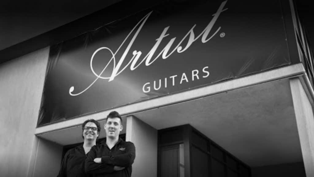 Artist Guitar First Store