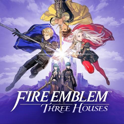 Fire Emblem Game Poster