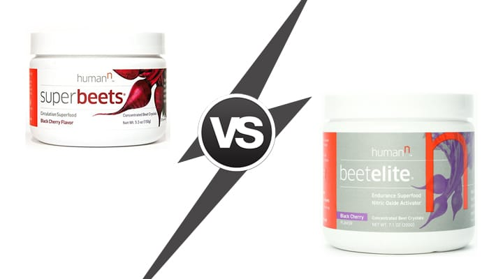 SuperBeets vs BeetElite