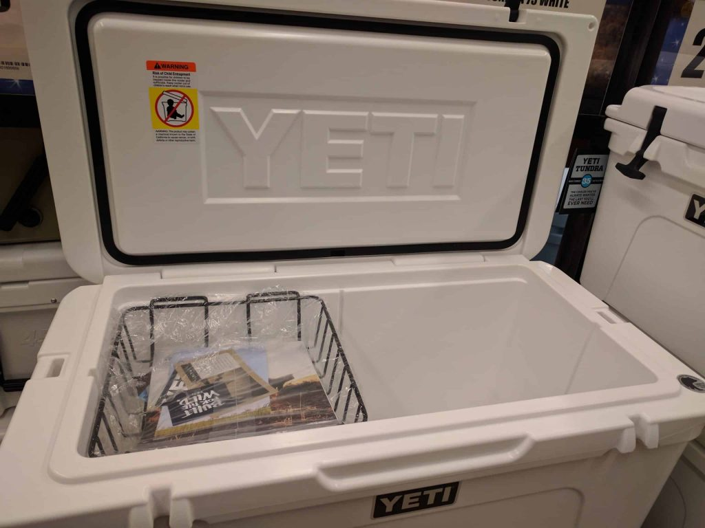Dry Ice in Walmart stores