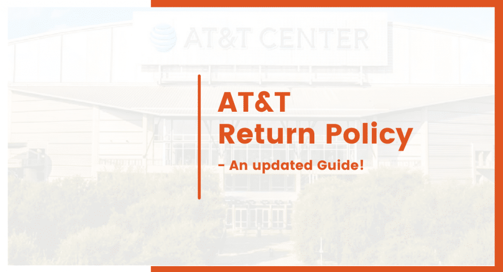 at&t return policy