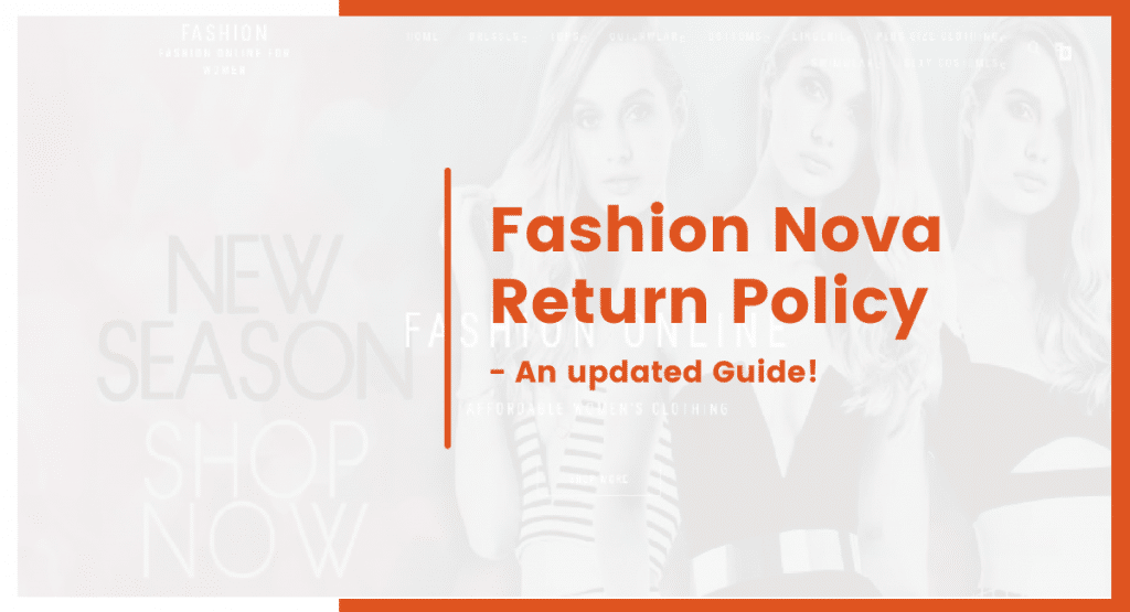fashion nova return policy