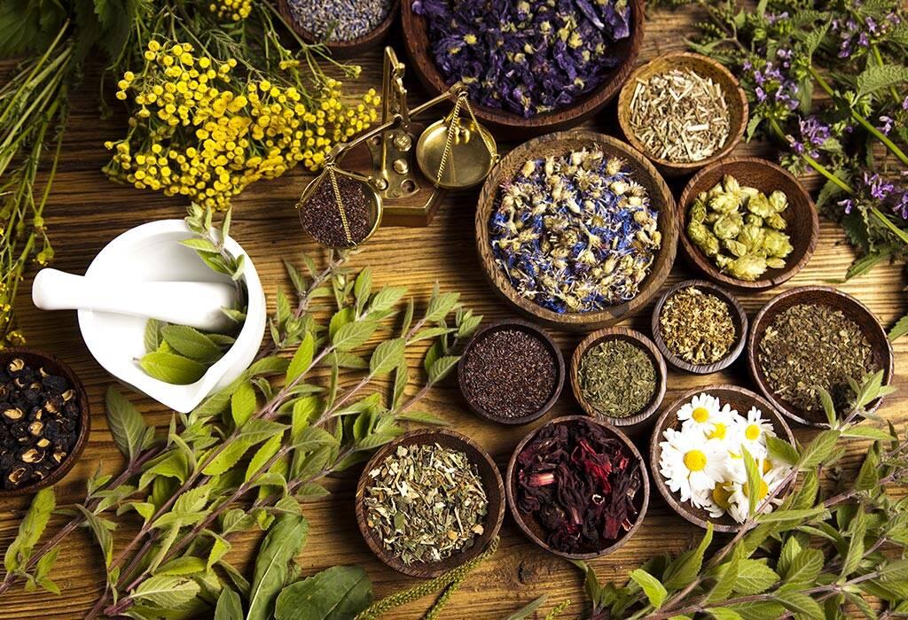 Some herbal alternatives