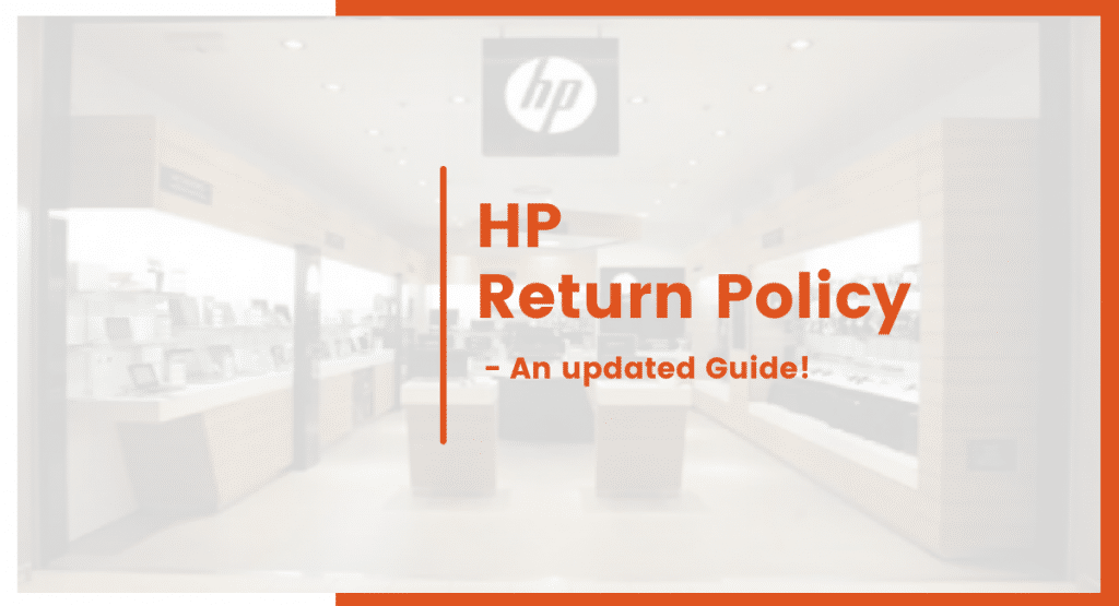 hp return policy