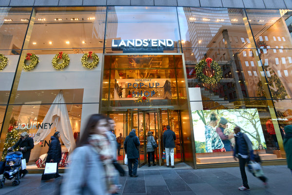 Land's End Store