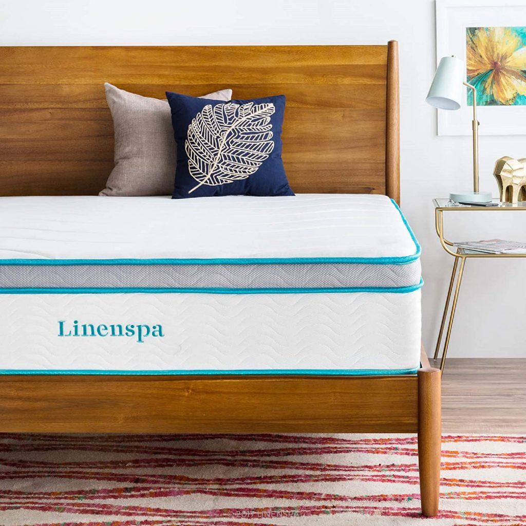 linespa walmart mattress in a box