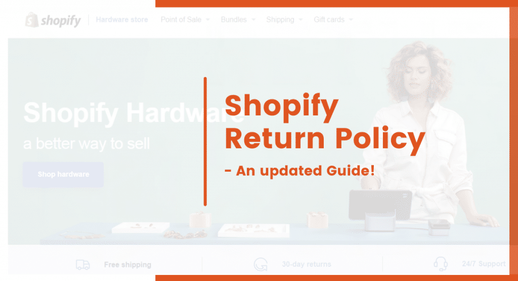 shopify return policy