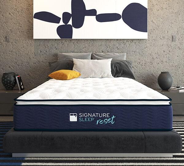 signature walmart mattress in a box