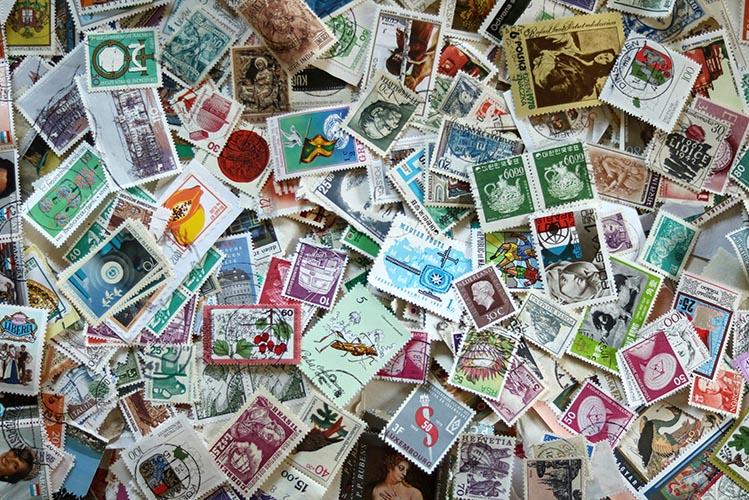 Stamps at Walmart