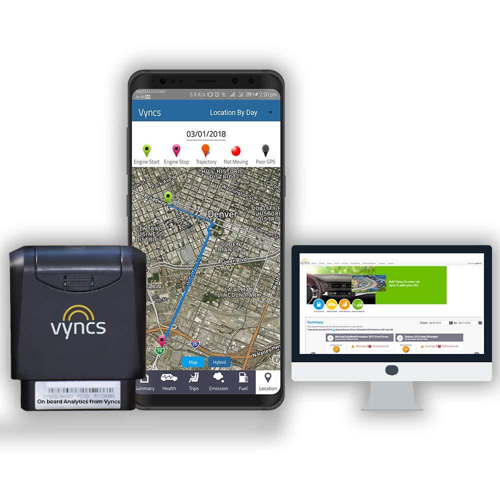Vnycs GPS Tracker