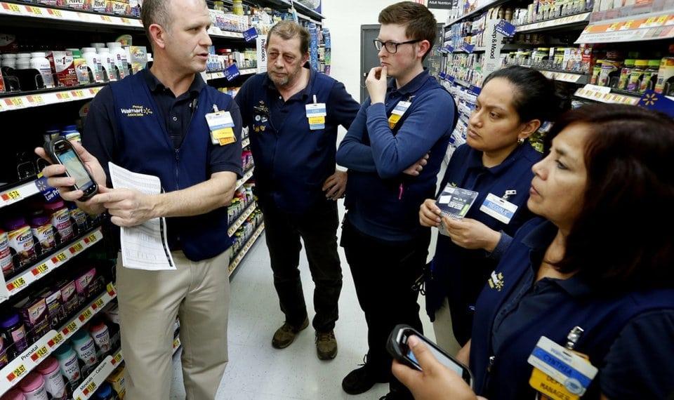 Company Culture| work at Walmart