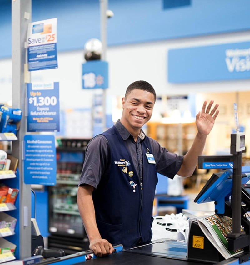 Growth at Walmart