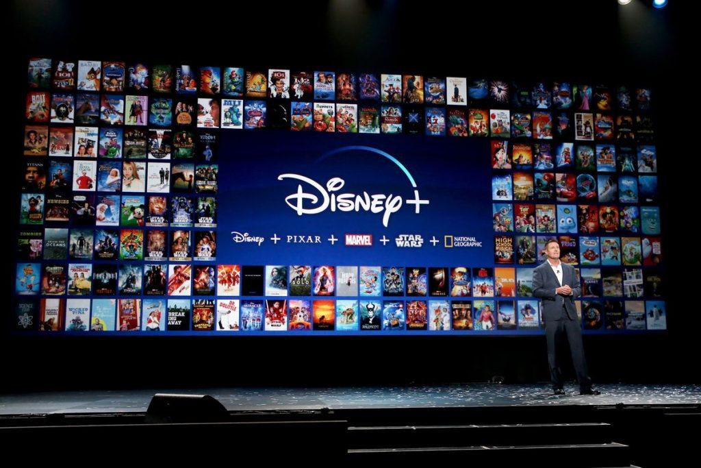 Disney plus and thrust!