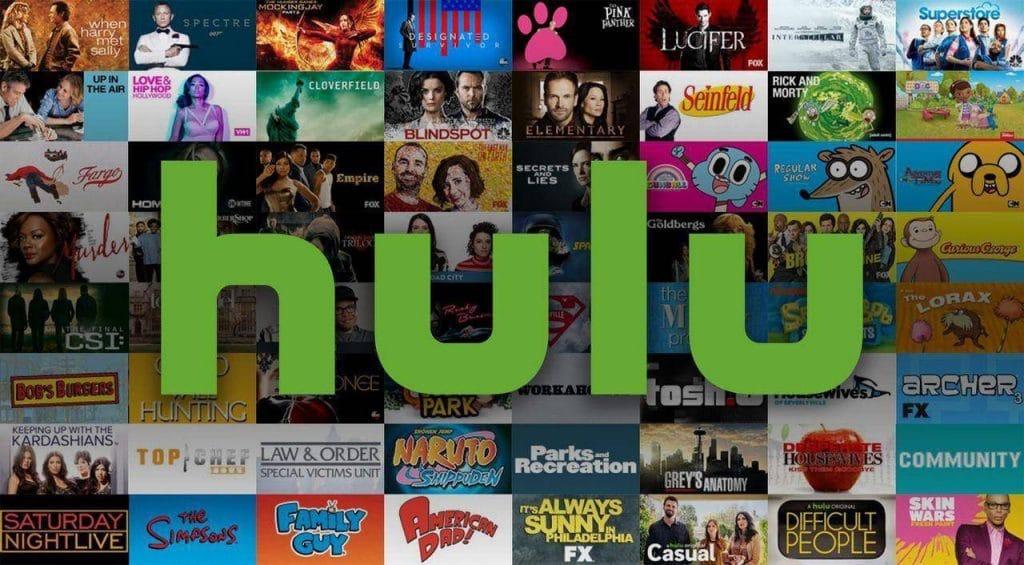 Hulu and hang!