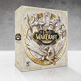 WOW 15th Anniversary Collector's Edition