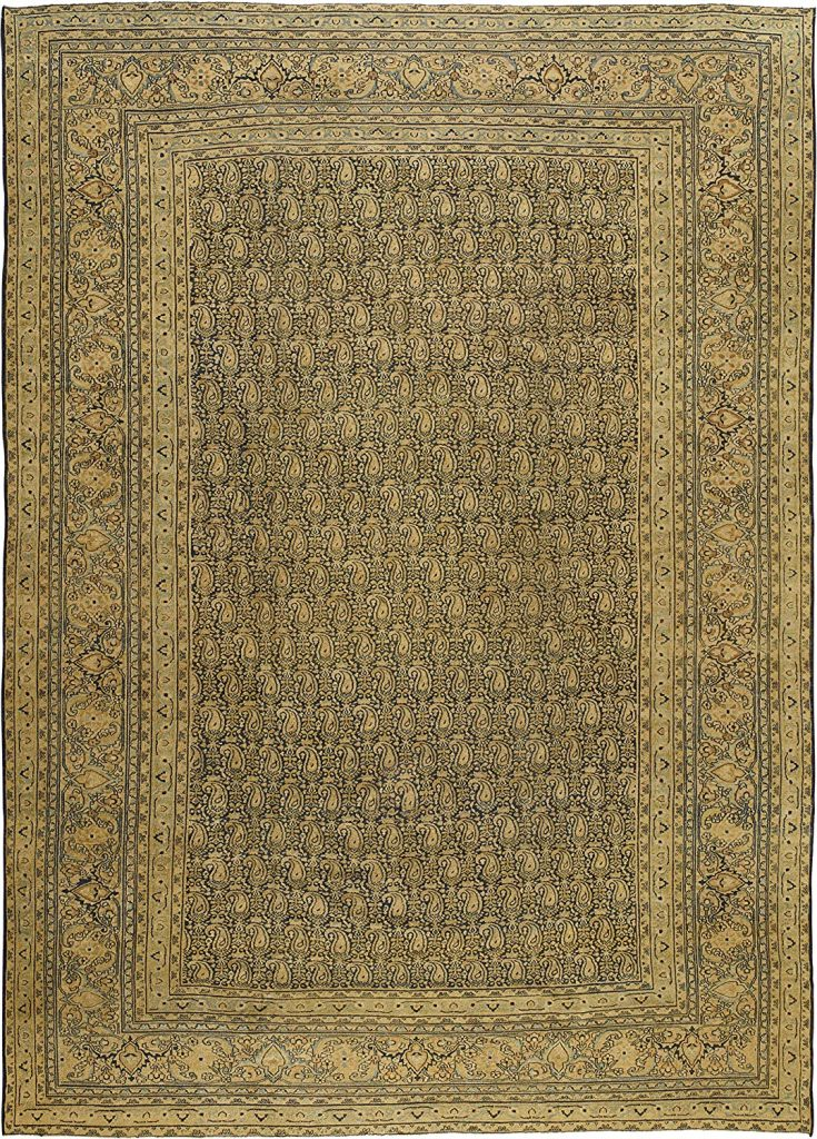 Antique Persian Meshad Rug From Doris Leslie Blau on Amazon