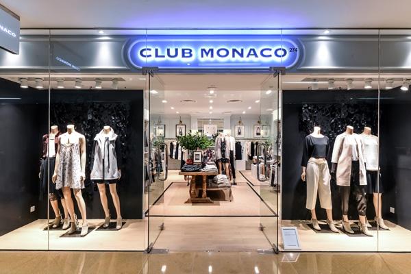 Club Monaco Store