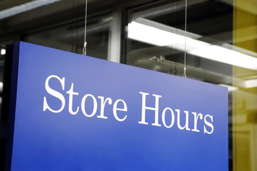 walmart store hours