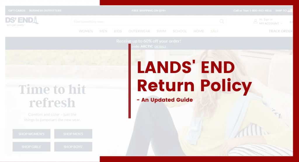 lands' end return policy