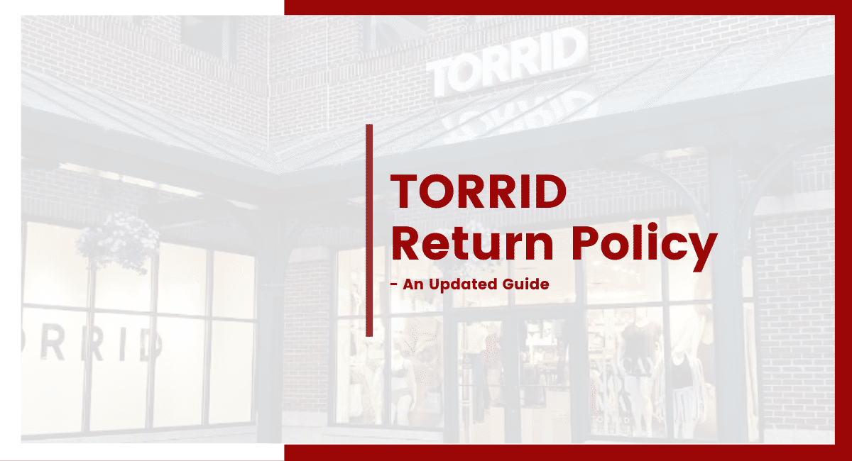 torrid return policy