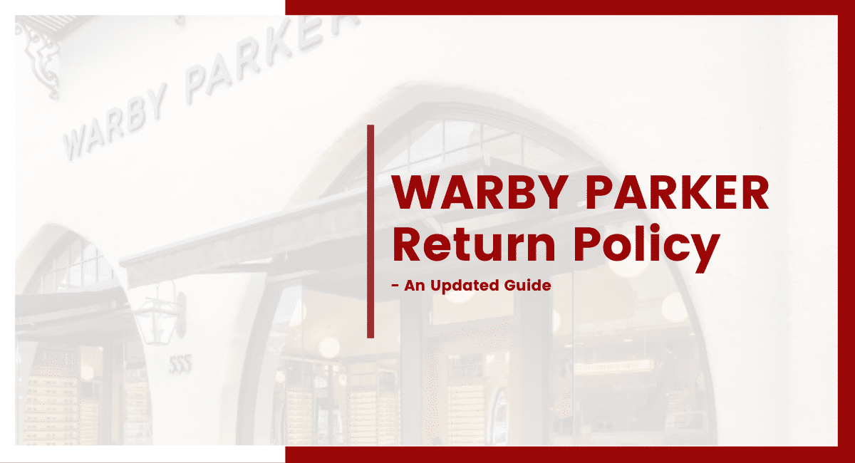 warby parker return policy