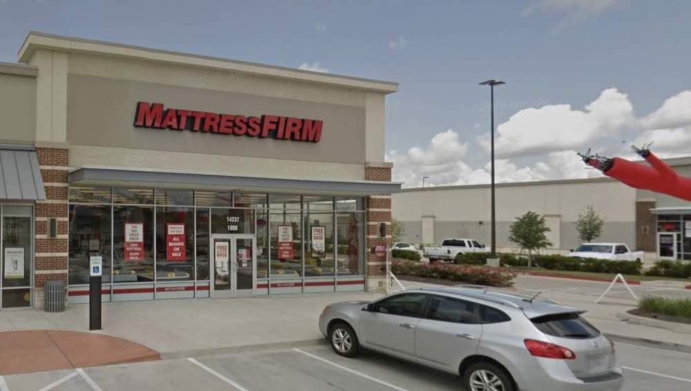 mattress firm store front